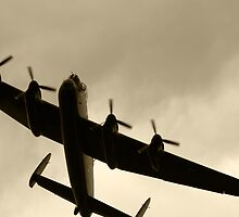 Lancaster above by kalaryder