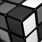 Rubiks Cube by Peter Nielsen