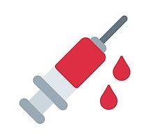 Syringe Twitter Emoji by emoji