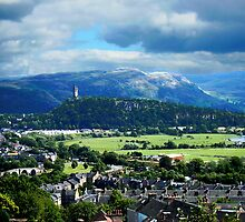 Wallace monument  by SnappyMatt