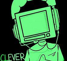 clever boy (green) by cascadefortune