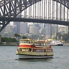 Sydney Harbour Australia- by Bellavista2