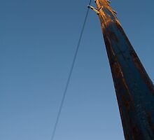 telephone pole 1 by go sugimoto