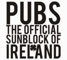 Pubs Irelands Sunblock by mralan