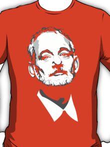 bill murray steve zissou T-Shirt