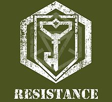 RESISTANCE - Ingress by trebory6
