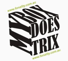 My box does trix 4 by fonality