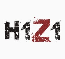H1Z1: Title - Black Ink Kids Clothes