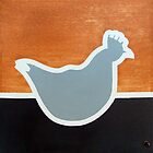 Chicken by cedelle lochner