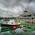 Mornington Harbour 1 by Keith Stead