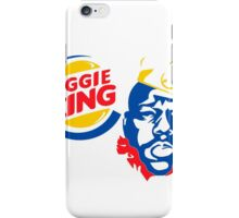 BIGGIE KING iPhone Case/Skin