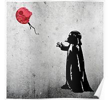 Little Vader Poster