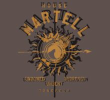 HOUSE MARTELL 2 Kids Clothes