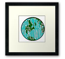 Step Brothers: Prestige Worldwide Framed Print