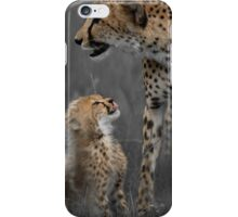 Here's looking at you mom iPhone Case/Skin