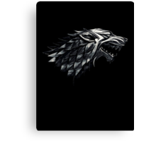 STARK METAL Canvas Print