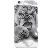 I love boxing iPhone Case/Skin