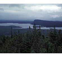 Wilderness Storm Photographic Print