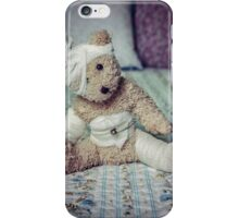 Give me some comfort! iPhone Case/Skin
