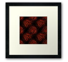 Abstract background 8 Framed Print