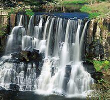 Ebor Falls by leksele