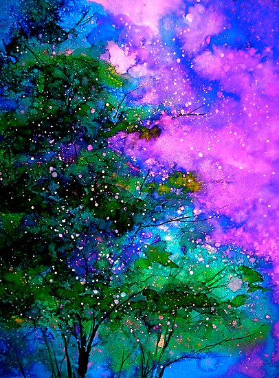 The Christmas Tree...Evergreen by © Janis Zroback