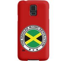 Reggae Revolution Samsung Galaxy Case/Skin
