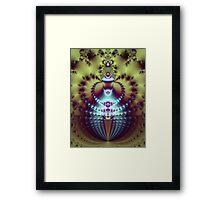 Per Fumus Perception Framed Print