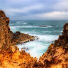 Coastline View by Steven Maynard