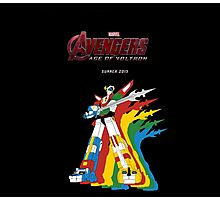 Avengers: Age of Voltron Photographic Print