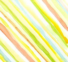 Yellow strips by Nicolaiivanovic