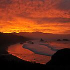 Morning Splendor by Randall Scholten