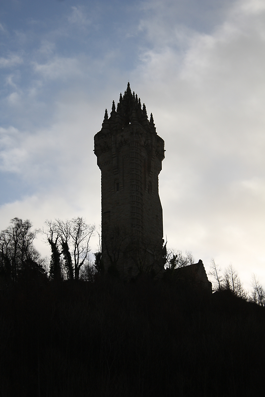 wallace monument by craftsman