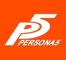 Persona 5 Logo Small by SvenjaMarc