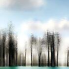 Forest Lake by Angelika  Vogel