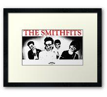 The SmithFits Framed Print