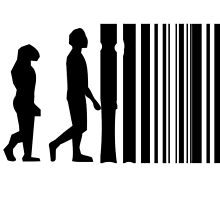 FROM BEAST TO BARCODE by JamesChetwald