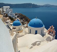 greece view by lightwild