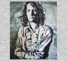 Syd Barrett by kathy archbold