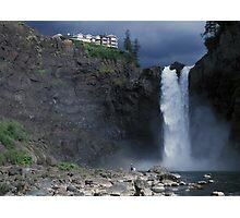 Snoqualmie Falls Photographic Print
