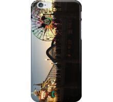 Paradise Pier - Disney CA Adventure iPhone Case/Skin