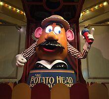 Mr. Potato Head - Disney by DownWithTrish