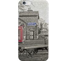 Hadlow Road Popped and Painted iPhone Case/Skin