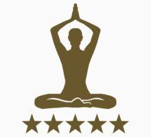 Meditation stars T-Shirt