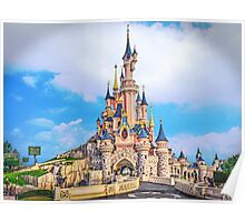 Castle of Dreams, Sleep On.... Poster