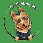 Australian Terrier IAAM by offleashart