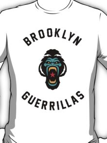 Brooklyn Guerillas T-Shirt
