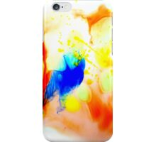 Abstract liquid light art iPhone Case/Skin
