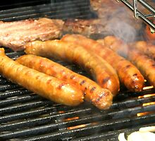 Snags on the Barbie by Melissa Park