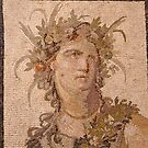 Roman mosaic of Bacchus by cascoly